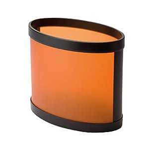 Alba KITCOR O Corbeille à papier Orange