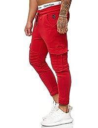 Suchergebnis auf für: rote hose: Bekleidung