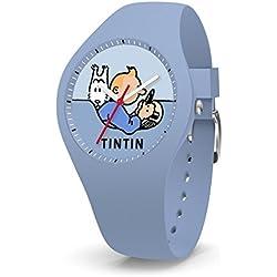 Moulinsart Reloj pulsera silicona Ice-Watch Tintín Sport Skin Soviets (2018) - XS