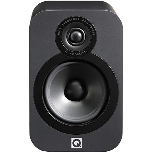 Q Acoustics 3020 Regallautsprecher graphite