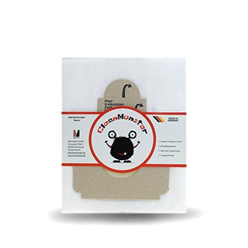 20x CleanMonster Staubsaugerbeutel für AEG CE2000EL - kompatibel zu Swirl A 07