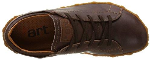 Art Melbourne 768, Chaussures Lacées Homme Marron (Moka)
