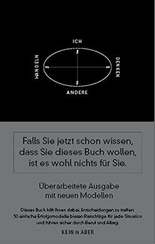 50 Erfolgsmodelle - Kleines Handbuch für strategische Entscheidungen - Neuausgabe