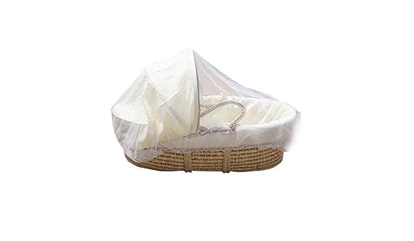 Unieco spezielles moskitonetz für wiege oder babykorb tragbare
