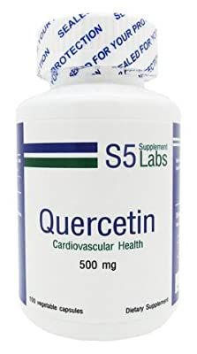 S5 Quercetin 100 capsules from S5 Supplement Labs