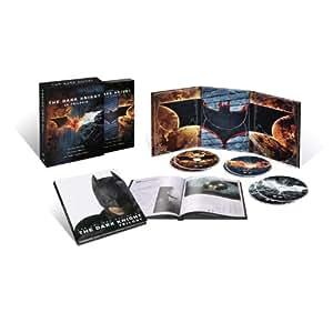 Batman - Trilogie - Batman begins, The Dark Knight - The Dark Knight Rises - 6 DVD + 1 livret