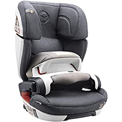 Siege Auto Groupe 1/2/3, Isofix, avec Bouclier et Norme ECE R44/04 (Securite Maximale pour votre Bébé de 9-36kg) - Siège Auto 1 2 3, avec Rehausseur Voiture Enfant - Sieges Auto Enfant