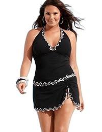 Winwintom Traje De BañO Swimwear Mujer Push-Up Acolchado Bra Beach Bikini Set Swimsuit