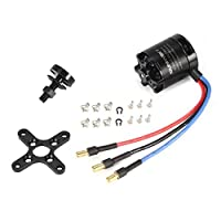 Funnyrunstore SUNNYSKY X2216 1400KV II 3.175mm 2-4S Outrunner Brushless Motor for RC Drone 400-800g Fixed-wing 3D Airplane Multirotor Copter