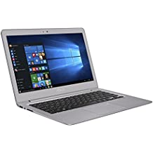 ASUS ZenBook UX330UA-FB100T 13.3 inch QHD+ Notebook (Intel Core i7-7500U Processor, 8 GB RAM, 512 GB SSD, Windows 10) - Quartz Grey