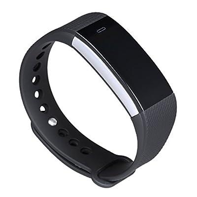 Anself Fitness Tracker Smart Band Sports Wristband Bracelet Heart Rate Pedometer Sleep Monitoring by Anself