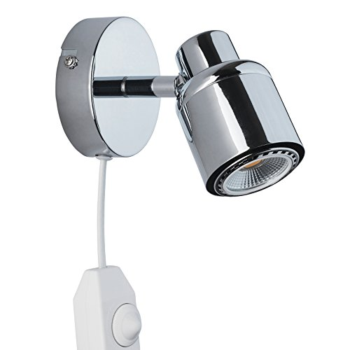 top-maxr-modern-single-adjustable-bedside-lamp-lighting-plug-in-easy-fit-gu10-ceiling-wall-spot-ligh