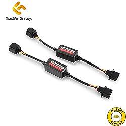 2 x Madlife Garage H13 9008 Auto LED Scheinwerfer Decoder Canbus Fehlerfrei Widerstand Fehler Lastwiderstand