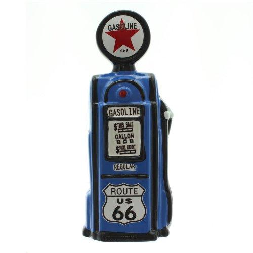Salvadanaio petrol pump