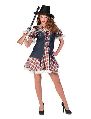 Pierro´s Kostüm Country Girl Sidney Größe ()