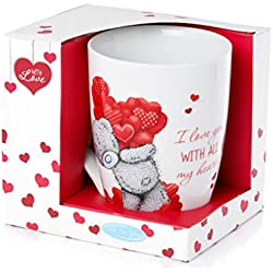 Me To You Tatty Teddy Bear - Taza con diseño de oso de peluche