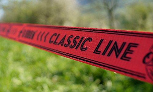 Gibbon Slacklines Set Classic Line 15 m lang, 5 cm breit - 3
