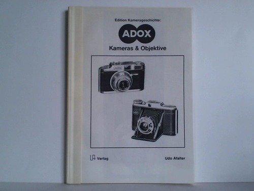 Adox. Kameras & Objektive