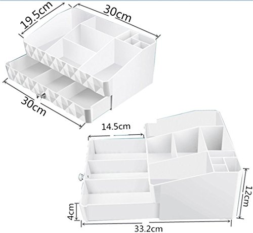 Zoom IMG-1 display4top scatola organizzatore per cosmetici