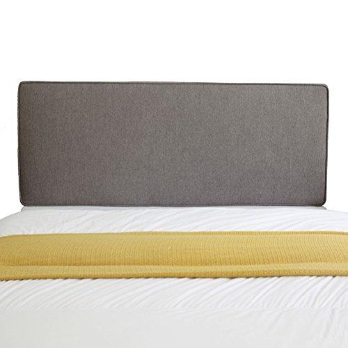 Uus Bett Kissen, Nordic Bett Soft Pack Wand Stoff abnehmbare waschbar Kissen lesen Rest zurück (mehrere Farben) Pillow (Farbe : E-No headboard, größe : 150cm) -