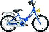 Puky Kinderfahrrad Kinderrad ZL 16-1 Alu Blau 4222