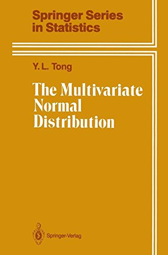 Buchcover: The Multivariate Normal Distribution (Springer Series in Statistics)