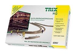 Märklin T62902 C-gleis-ergänzungspackung C2 Trix H0