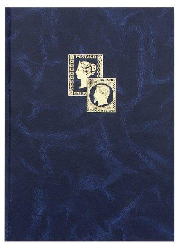 Herlitz 5564018 - Álbum para sellos con 16 fundas, A4 (surtido: varios colores)