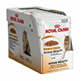 Royal Canin Intense Beauty in Jelly Cat Food 12 x 85 g