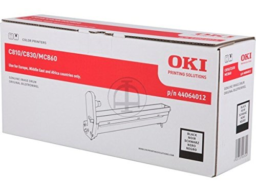 Preisvergleich Produktbild OKI original - OKI MC 861 CDXN (44064012) - Bildtrommel schwarz - 20.000 Seiten