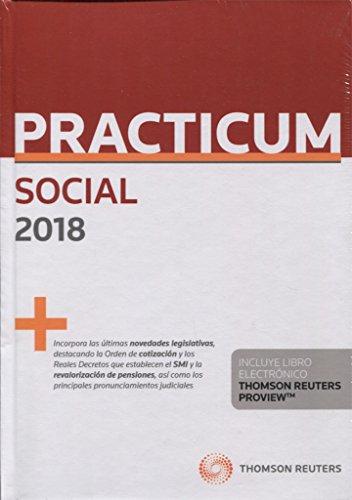 Practicum social 2018 (Papel + e-book)