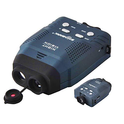 Moutec - Monocular de visión Nocturna, grabadora de vídeo Digital co