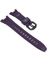 Casio Pro-Trek Ersatzband Resin lila PRG-110C-6V PRG-110CJ-6V 10372598