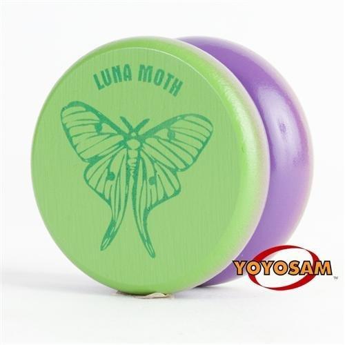 YoYoSam Slick 6 Yo-Yo String - Lime - 10 pack by YoYoSam