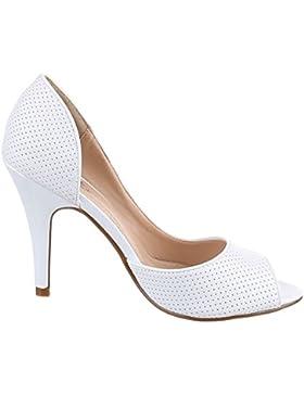 Ital-Design - Scarpe con Tacco Donna