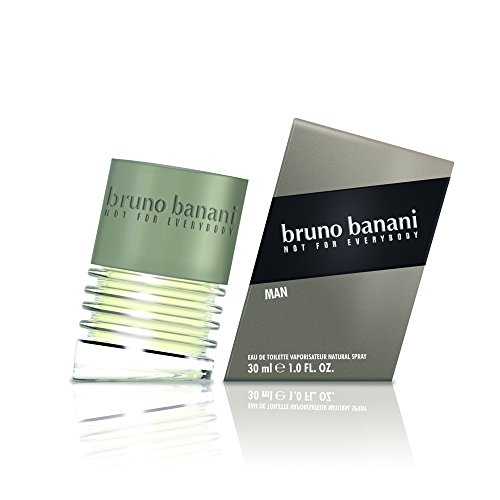 bruno banani Man Eau de Toilette Natural Spray, 30 ml