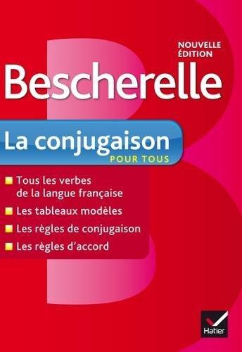 Bescherelle. La conjugaison pour tous. Per le Scuola elementare por Benedicte Delaunay
