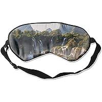 Waterfalls Augenmaske aus Seide, bequem, Schlafmaske preisvergleich bei billige-tabletten.eu