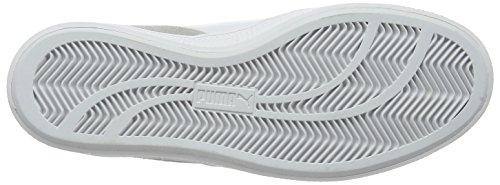Puma Match Vulc 2, Sneakers Basses Mixte Adulte Gris (Gray Violet-puma White 03)