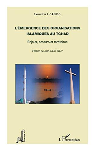 Lire L'émergence des organisations islamiques au Tchad: Enjeux, acteurs et territoires epub pdf