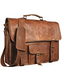 e083e097c9fe pranjals house 10 13 genuine leather laptop bag  satchel bag  messenger bag