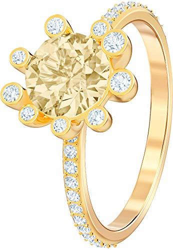 Swarovski Damen-Ringe Edelstahl Kristall '- Ringgröße 55 5460983 Olive-damen-ring