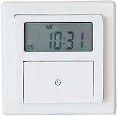 GAO Digitale Unterputz Zeitschaltuhr, 1 Stück, EFP700ET