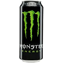 Monster - Green, Bebida energética, 500 ml, ...