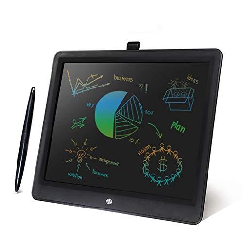 Malkarton Elektronische LCD-Schreibtafel löschbar Früherziehung Tablett Tablett teilweise löschbar kleine Tafel für Kinder für Anstrich Graffiti Schreibplatte Geschenk
