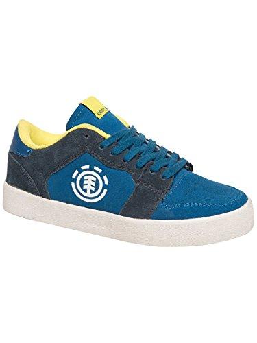 Chaussures de skate Homme Element Heatley Skateshoes garçons bleu marine