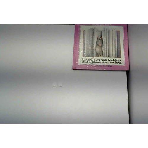 Histoire d'une petite souris qui était enfermée dans un livre