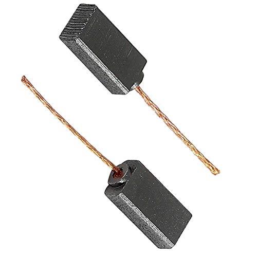 Kohlebürsten Kohlen für Collomix Handrührgerät CX 10-A / CX10-A ohne Halter -