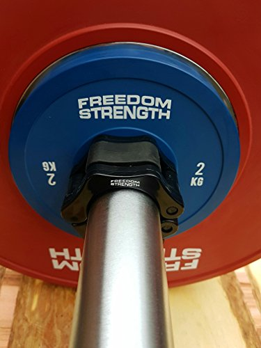 Freedomstrength-Fractional-Change-Weightlifting-Crossfit-Powerlifting-Plates-2kg-Pair