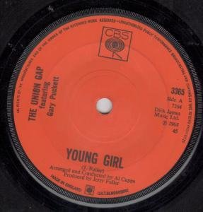YOUNG GIRL 7 INCH (7